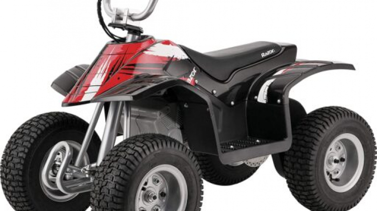 Razor Dirt Quad - 24V Electric 4-Wheeler ATV